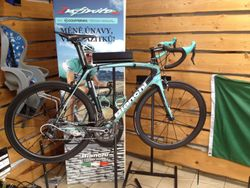 Bianchi Oltre XR2 Campagnolo Record