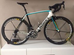 Specialized S-WORKS Astana Shimano Dura-Ace Di2