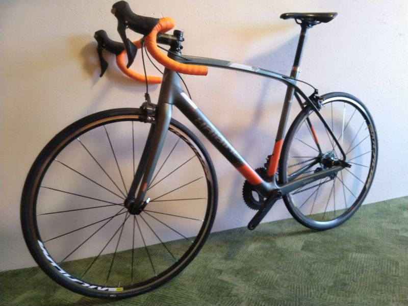 Haibike AFFAIR Race 8.0 (model 2018)