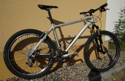 Specialized Stumpjumper HT WCS, 9,6 kg!