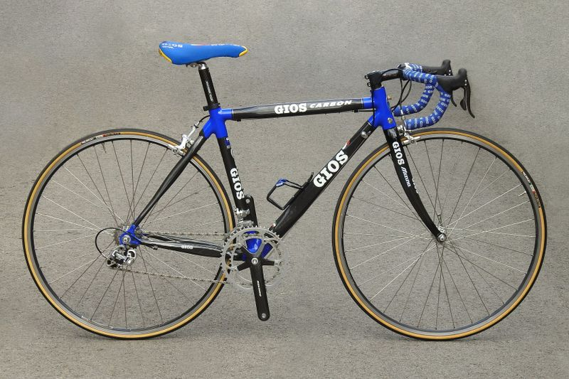 Gios Carbon Plus rok 2002