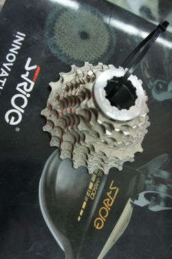 Sram Red 10 sp.