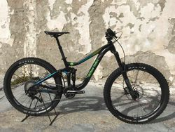 GIANT REIGN 2 GE 2018, vel. S - TEST BIKE