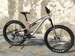 AUTHOR PATRIOT AM 1.0, vel. M - TEST BIKE