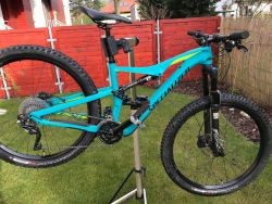 Kolo Specialized Rhyme FSR Comp Carbon 650B