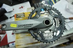 Shimano Deore LX