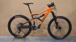 Cannondale Trigger Carbon/Alloy 3 2018 velikost M (7)