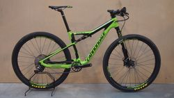 "Cannondale Scalpel Si 29"" Carbon 3 2017 velikost M (10)"