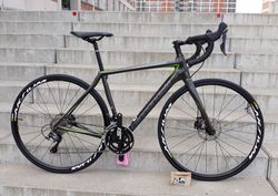 Cannondale Synapse Ultegra 2017 51cm Womens