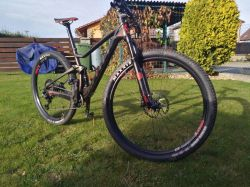 SCOTT SPARK RC 900 PRO 2019 BROWN/BLACK
