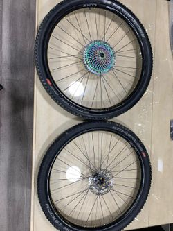 Duke Lucky Jack 29er / CarbonTi X-hub 2017 Boost