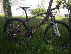 Author Sector MTB 27.5 karbon