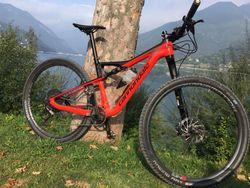 Cannonadale Scalpel Si carbon 3 2019