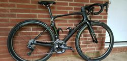 2017 Scott Foil premium size 54 carbon road bike