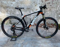 GIANT ADVANCED 29er 2 LTD, comp-orange, vel. L