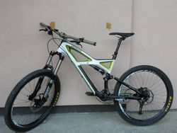 SPECIALIZED ENDURO FSR EXPERT CARBON