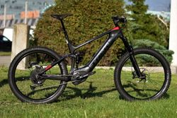 Elektrokolo Trek Powerfly LT 9.7 Plus Carbon 2019 velikost XL