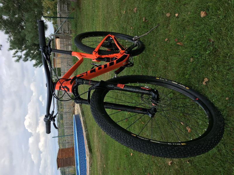 Scott Spark, RC SRAM XX1, RS Sid