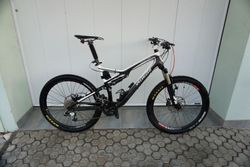 Specialized Stumpjumper FSR Carbon 140/140