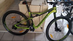 "CANNONDALE SCALPEL Si 29"" CARBON 4"