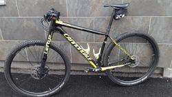 Cannondale F-si 4 lefty,TOP stav