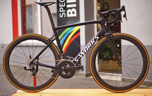 Specialized S-Works Tarmac SL6 Ultralight LTD ed., vel 56cm (178-188cm)