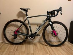 Specialized CruX Expert X1, Sram Force cx1, vel. 54
