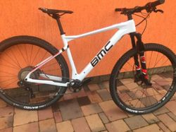 Bmc Teamelite 01 two XT di2 model 2019 vel. M
