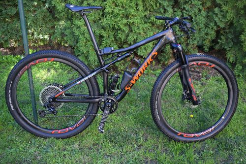 Specialized S-Works Epic Carbon SRAM 2019