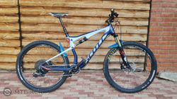 Scott Spark 710 27.5 Model 2015 Eagle GX Dt Swiss Spline 1501, Velk. L