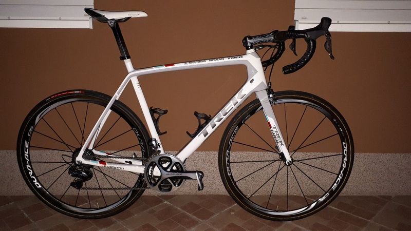 Trek Madone 7s team issue