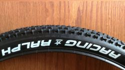 "26"" Schwalbe Racing Ralph Evolution (Pace Star)"