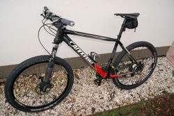 Cannondale Flash 3 Carbon Lefty