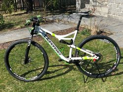 "CANNONDALE SCALPEL 29"" 4"