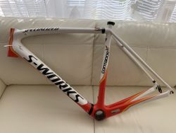 Specialized S Works Tarmac SL4 vel.56- Limited edition Contador 733g
