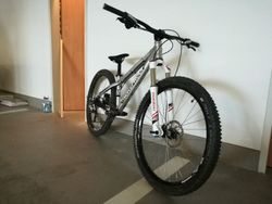 Nukeproof Snap 4x, Dirt, hardtail,