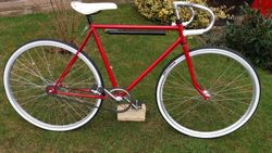 Single speed Favorit - kompletní renovace