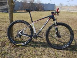 Giant Advanced XTC 29 carbon - M