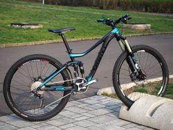 GIANT TRANCE 27,5 2 LTD 2015 vel. S TOP STAV!!!