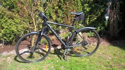 CANNONDALE QUICK CX 1 model 2016