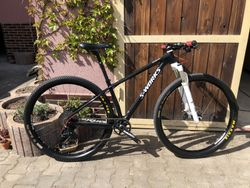 "Prodám Specialized Stumpjumper HT Sworks 29"" S"