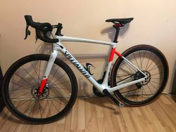 Specialized diverge, sram RED eTap HRD Wifli