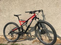 Specialized Stumpjumper FSR Comp 29""