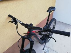 Specialized Stumpjumper FSR Carbon Expert 650B 2017 vel. M SUPER STAV!!!!!!!