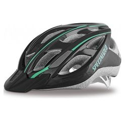 Přilba SPECIALIZED Women´s DUET, black-emerald green