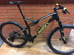 Specialized S-WORKS Epic Worldcup 2017 velikost XL
