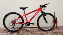 "Specialized Hot Rock 24"" 9kg"