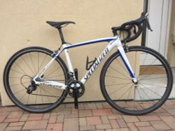 Specialized Tarmac comp 2015