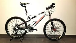 Cannondale Rize Carbon 1 - lefty