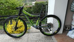 Cannondale scalpel si team 2018